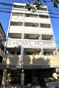 玉川2丁目「玉川駅から徒歩5分」の賃貸マンションでペット飼育OKのマンションです